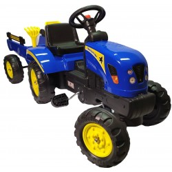Traktor na pedały z...