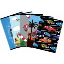 3-LINIA 16 KARTEK DLA CHŁOPCA