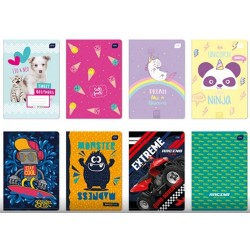 KRATKA 32 KARTKI DLA...